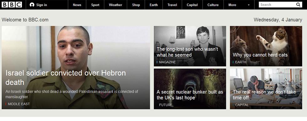 Medien BBC