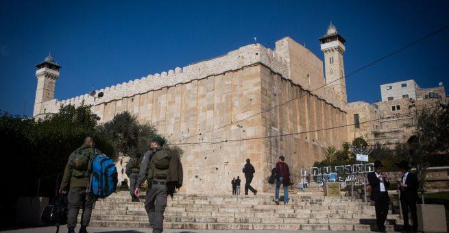 Hebron: Kernpunkt des Nahostkonflikts.