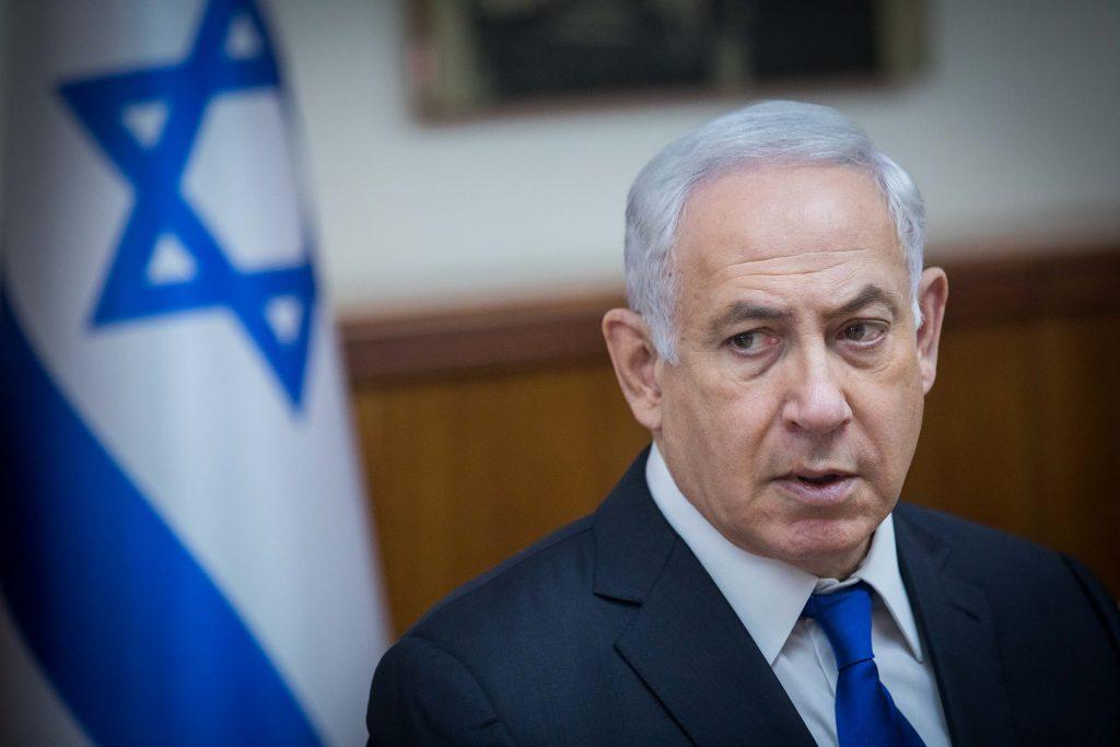 Netanjahu wirft Abbas Lügen über Friedensbemühungen vor