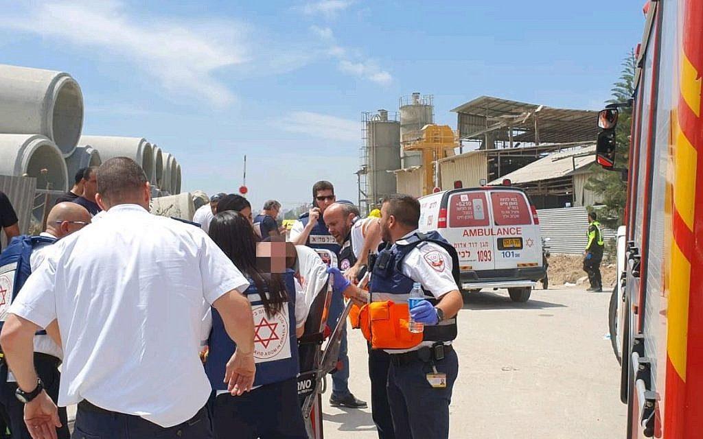 Raketenterror Ashdod